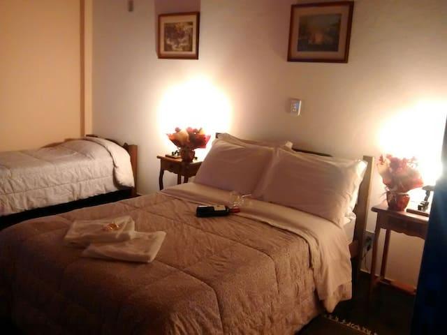 Quarto para 2 hospedes - Piedade do Paraopeba, Brumadinho - Bed & Breakfast