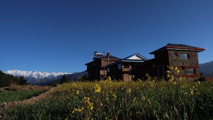 Colonel's BAROT Highland Retreat Luxury 301