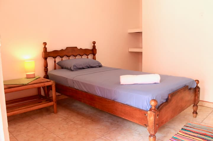 Bahia, private room 1, few steps from the beach