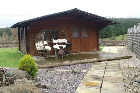 Lochinvar - Log Cabin (Self Catering) - Airdrie