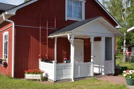 En trevlig söderbelägen lägenhet - Mariehamn