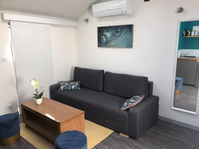 Superbe appartement neuf climatisé