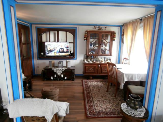 Apartment 1 - Living room