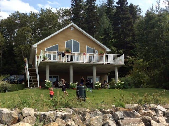 L'esprit du Fjord - Saguenay - House