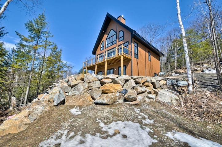 Beautiful ski mountain lodge - Cantley - House