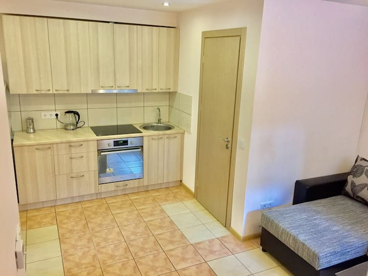 Cosy flat a stone throw away from the Old Town