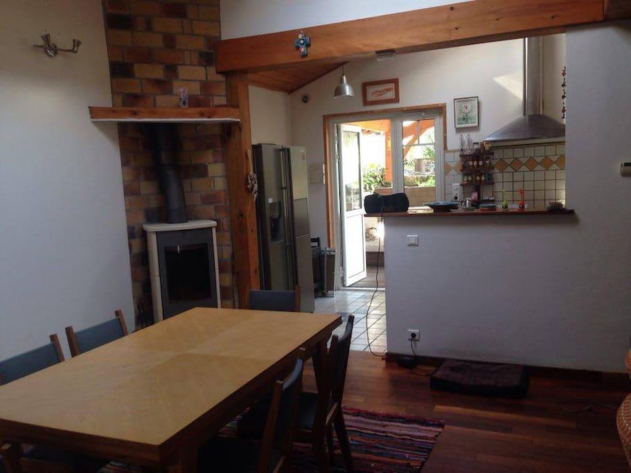 salle a manger / cuisine