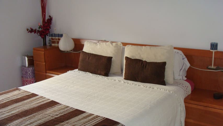 double room - Terrassa - Гестхаус