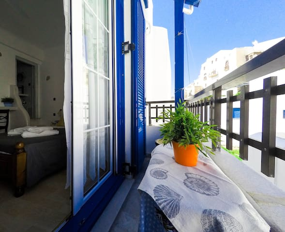 1st Floor Private Room in Old Castle Naxos