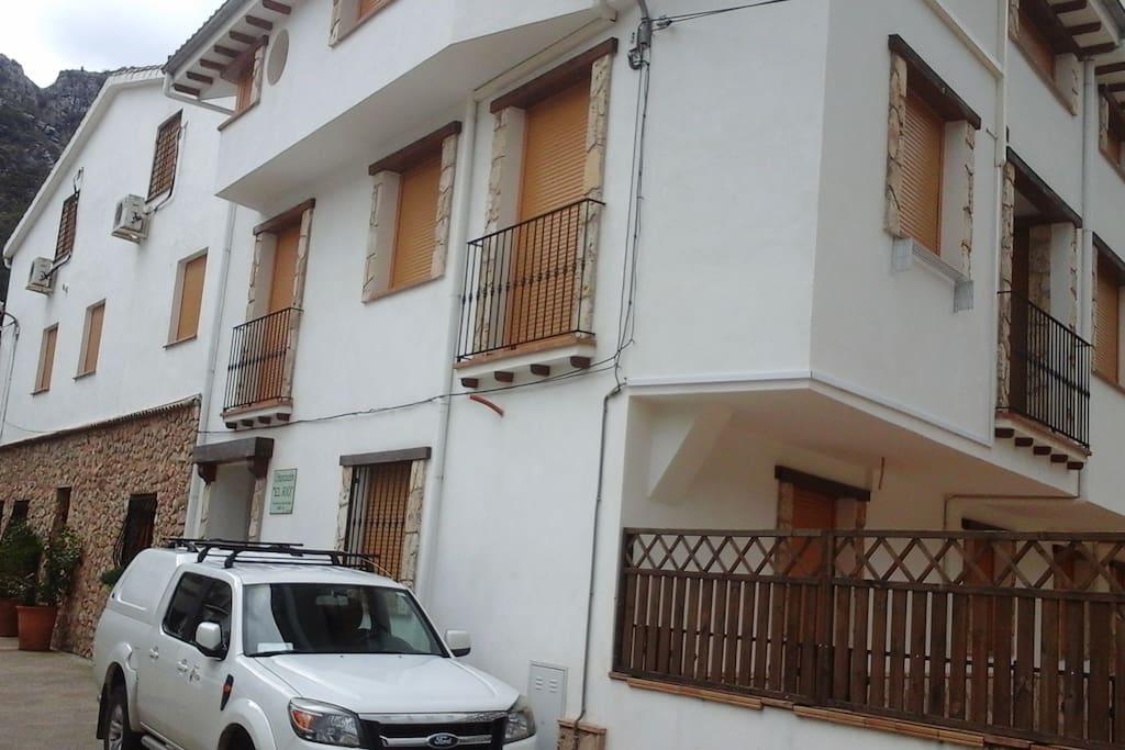 Portada del Edificio