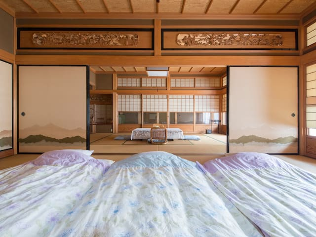 Spacious Classical Japanese House! - Takaishi - Dom