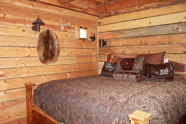 Kiowa Creek Room, Platte River Fort - Greeley - Bed & Breakfast