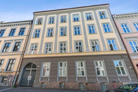Urban Apartments St Hanshaugen Studio 206