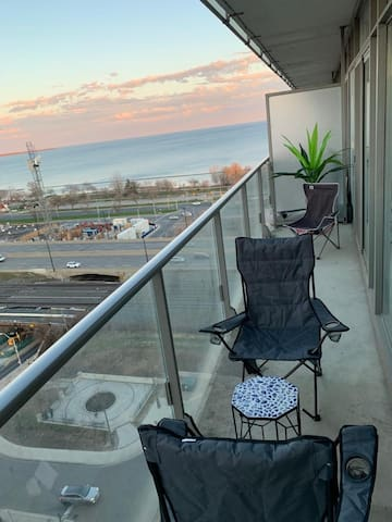Private 3 Bed Suite with View