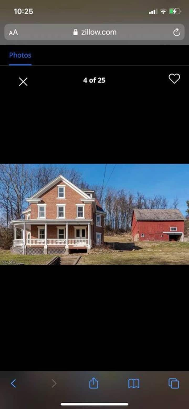 Laubach Lavender House and Barn