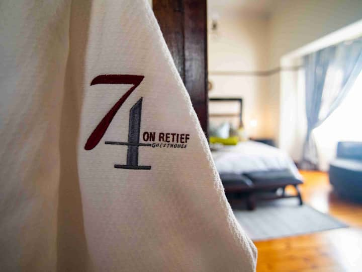 74 On Retief Guesthouse