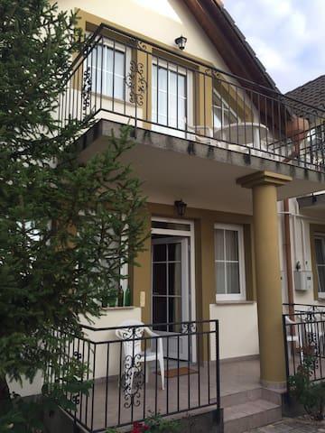 Gemütliche Wohnung mit Küche - Harkány - Appartement