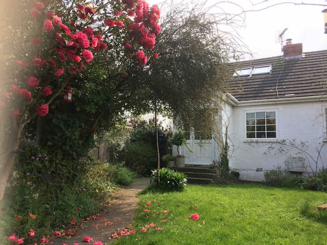 Cosy character cottage, sleeps 8. Village location