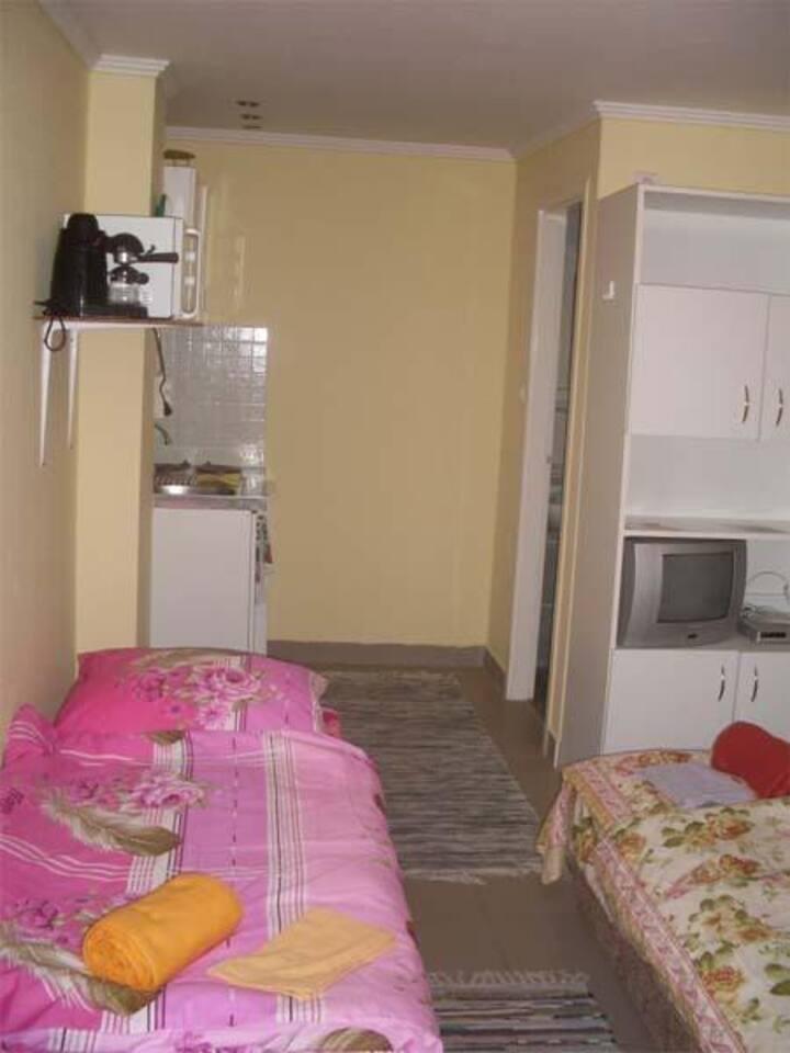Cserke Gyöngye apartman