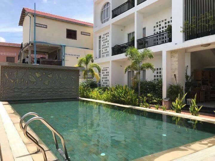Résidence avec piscine proche centre ville