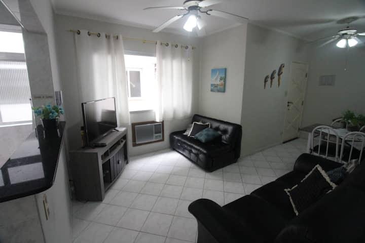 Apartamento Guarujá Enseada - Ótima localização!