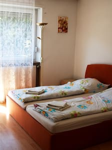 Bright room by the city center - Saarbrücken - Leilighet