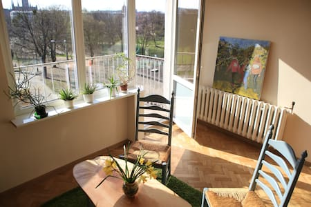 Cosy apt very close to the Old Town - Gdańsk - Huoneisto