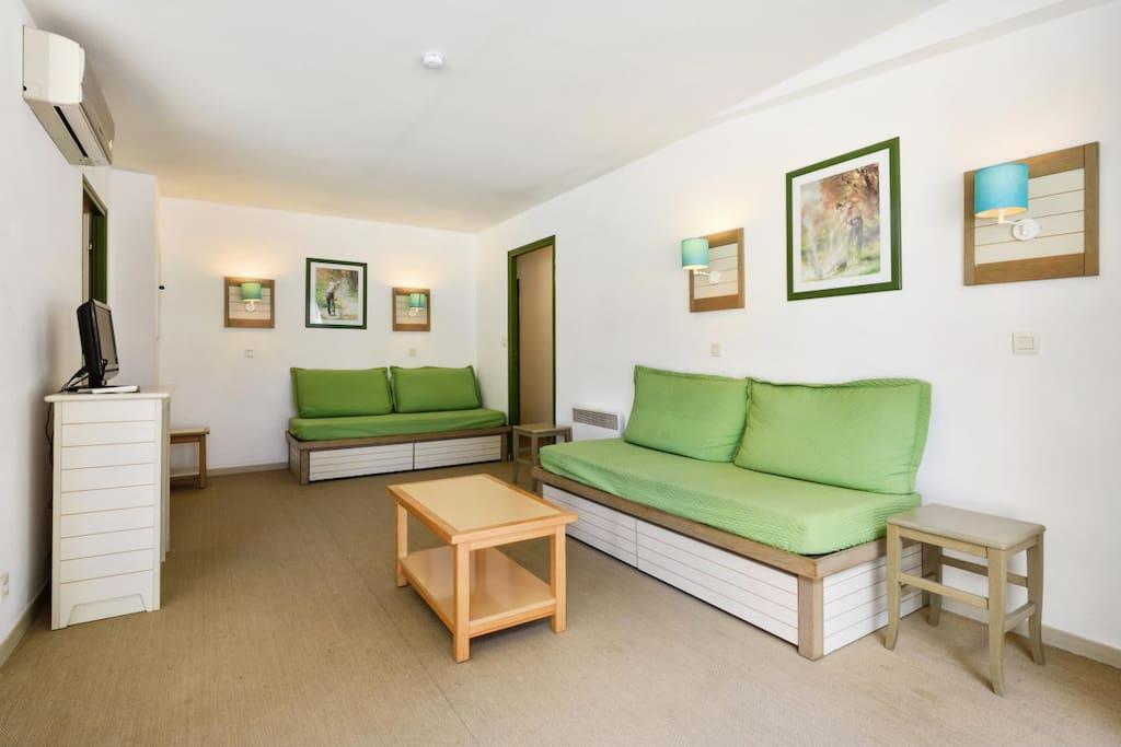 Appartement 3 Pièces 6 Personnes Confort