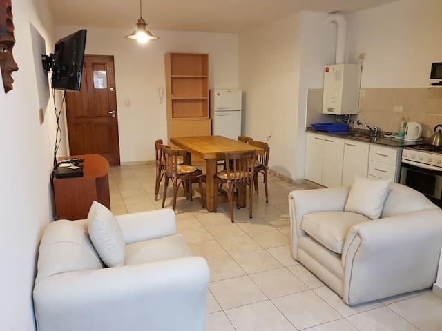 4 People Apartment in Villa Carlos Paz
