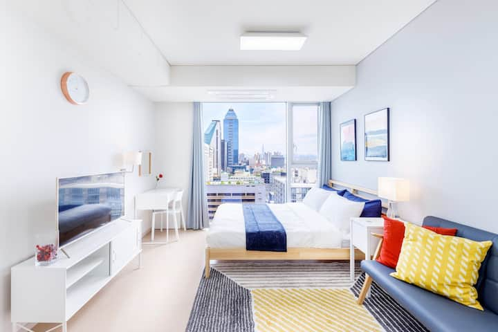 T3 New apartment right next to Gangnam Station