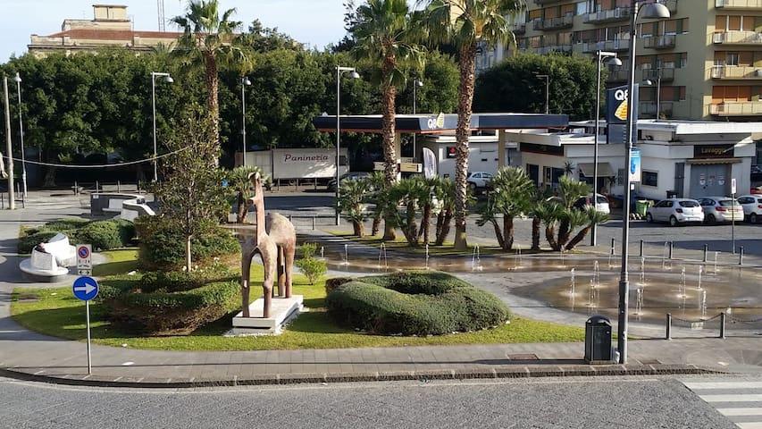 Siracusa- l'isola di Ortigia