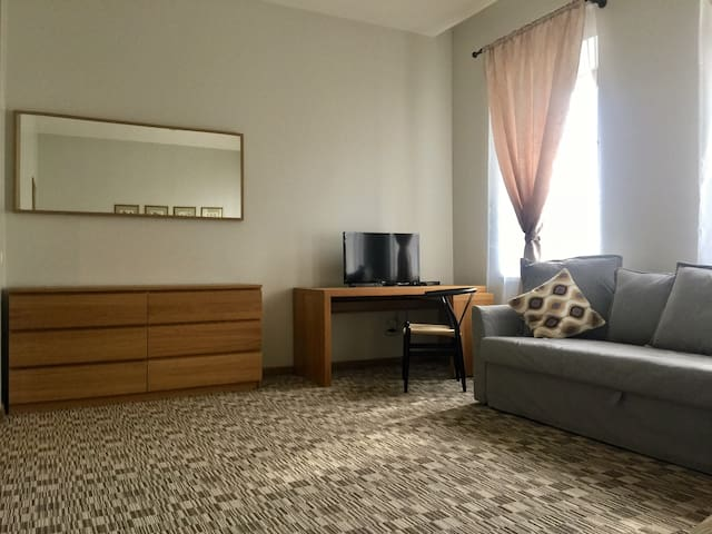 Уютная квартира на Светланской