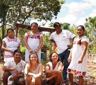 Eco Comunidad Maya B&B