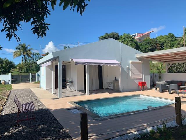 Villa LISA CARBET