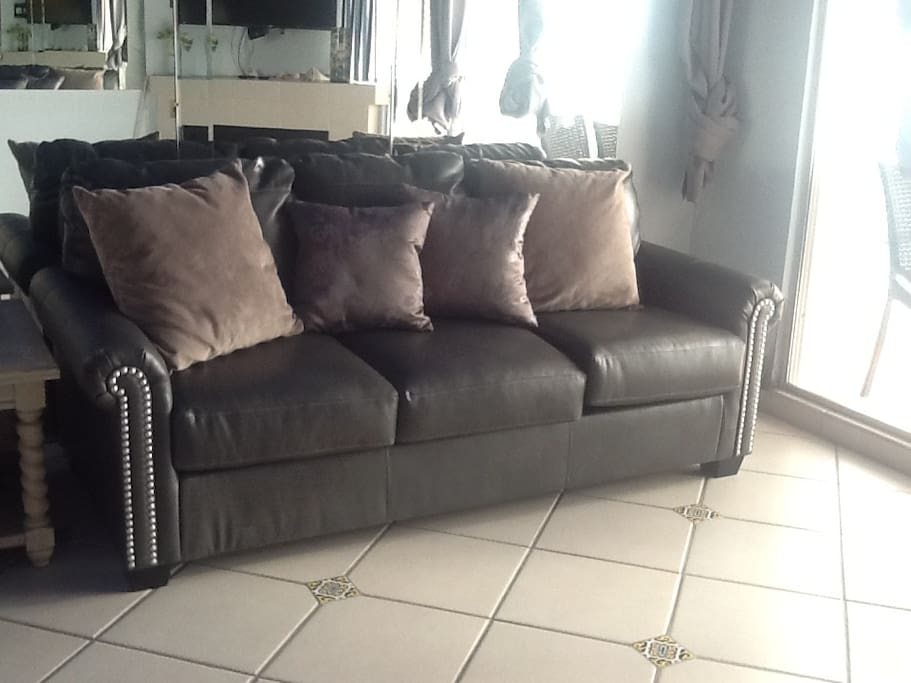 One of two Sofa Sleepers