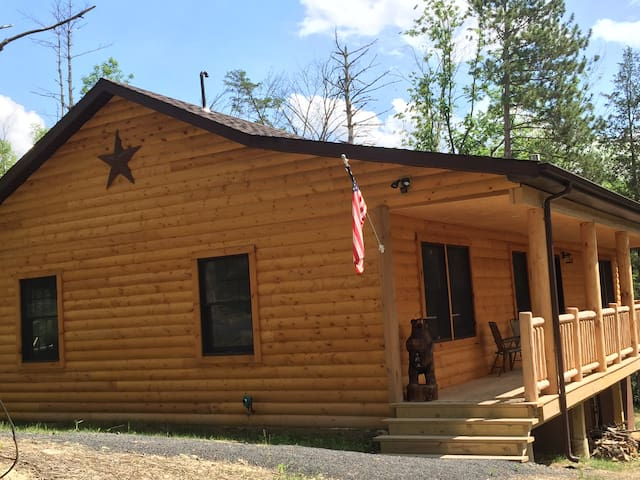 Brand New Lake Front Cabin - Athens
