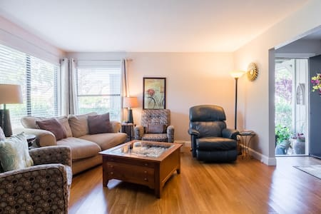 Cozy two bedroom condo