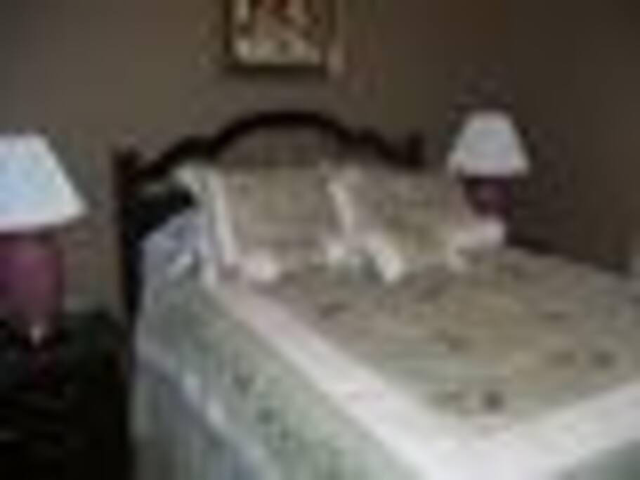 #2 bedroom - Queen bed