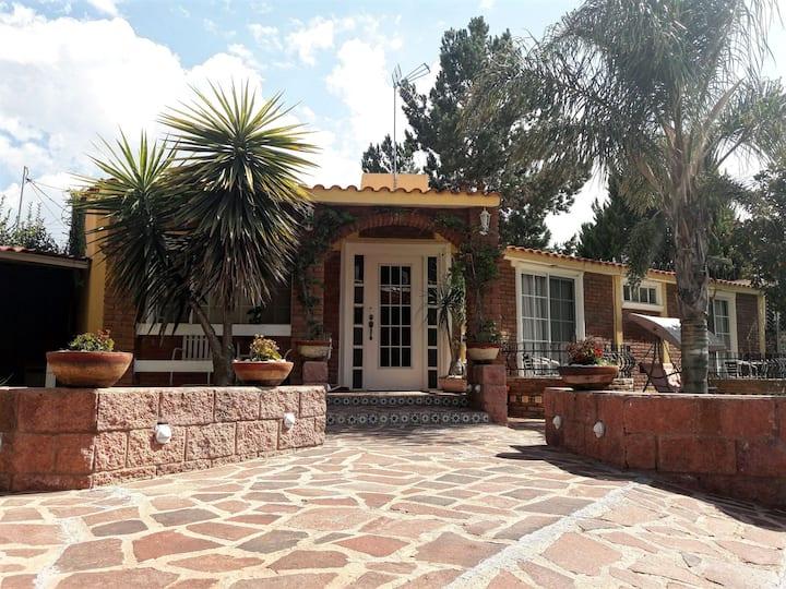 Casa - Jardín Real del Potosi