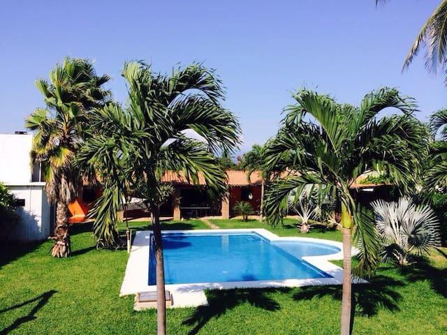 Villa con acceso al mar en Acapulco - Acapulco - Haus