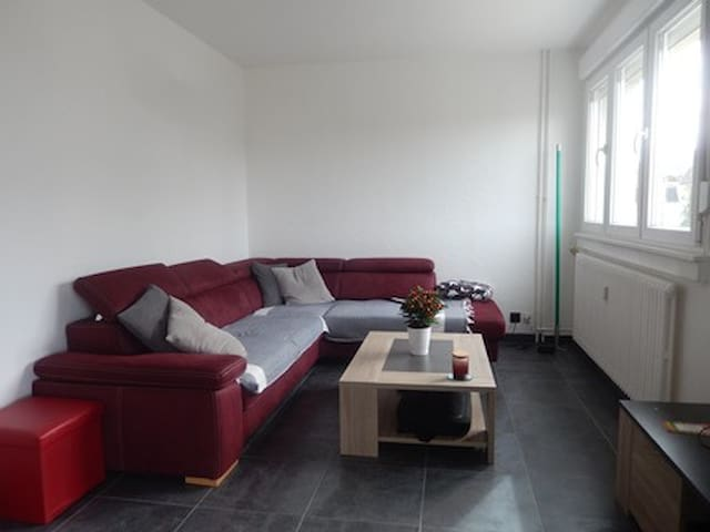 Appartement Confort & Moderne à 2 pas d'Amnéville