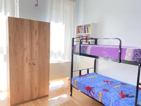 Room at a villa