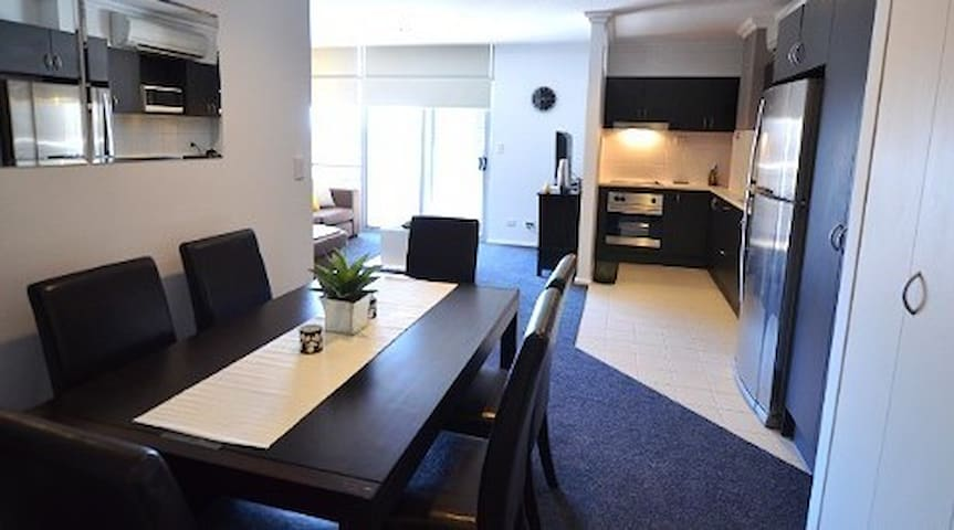 Executive Apartment in Perth's City - Perth - Wohnung