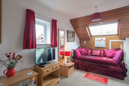 City centre studio & secure parking - Norwich - Lejlighed