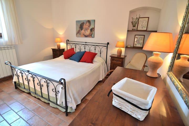 #2 Real Tuscan Apt Panoramic Pool - Montauto - Apartamento