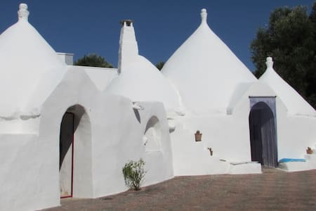 Typical Trullo (with wifi)