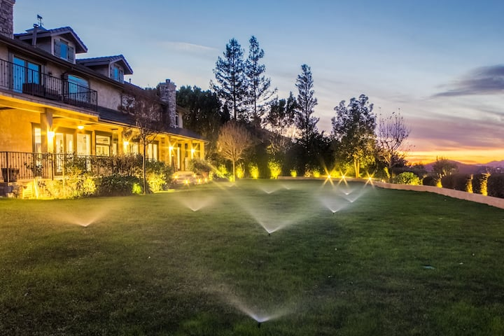 Magic Castle-Infinity Pool/360View/Private Drivew