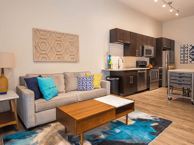 Comforts of home | 1BR in Pittsburgh