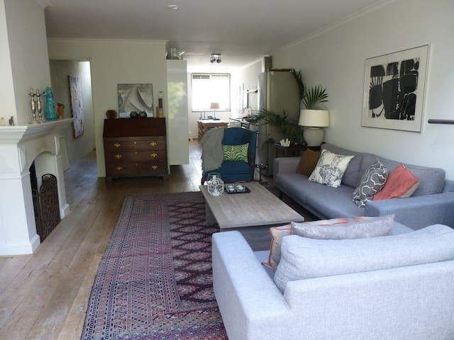 Cosy and spacious family house - อัมสเตอร์ดัม - บ้าน