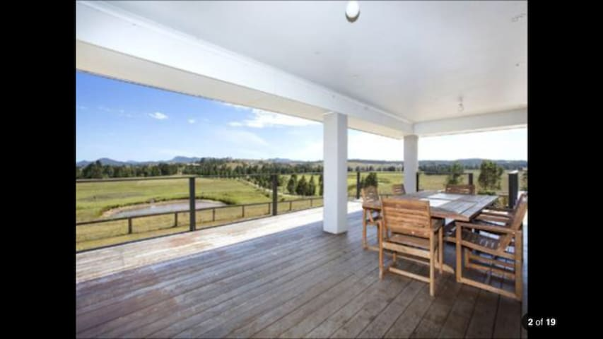 Hunter Valley - Luxury Gourmet Retreat - branxton - Casa